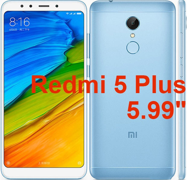 For redmi 5 plus