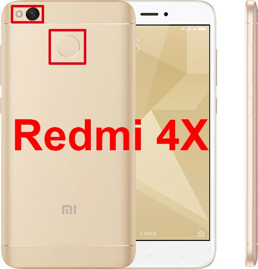 For redmi 4x