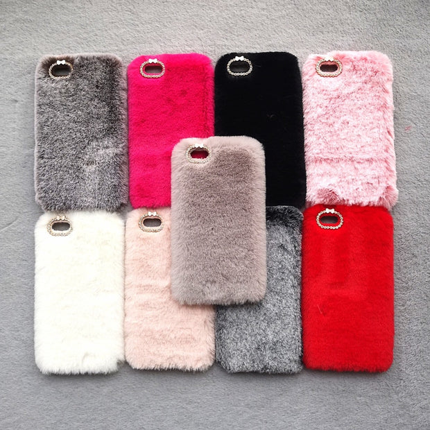 Funda Para Samsung J7 2017 Fluffy Case For Samsung J7 J3 J5 2017 EU Bling Diamond Soft TPU Cover For Galaxy J330 J530 J730 J7pro