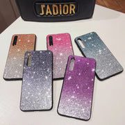 Glitter Bling Soft TPU Case For Xiaomi Redmi Note 6 Pro Mi8 Mi A2 8 Lite SE A1 Note 3 6X 5X Mi6 Gradient Silicon Phone Back Case