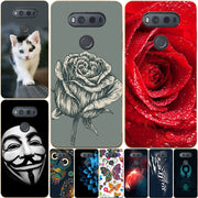 Hard PC Protector Cases For LG V20 Case 5.7inch Plastic Colorful Painted Back Cover For LG V20 Case Phone Shell Capa