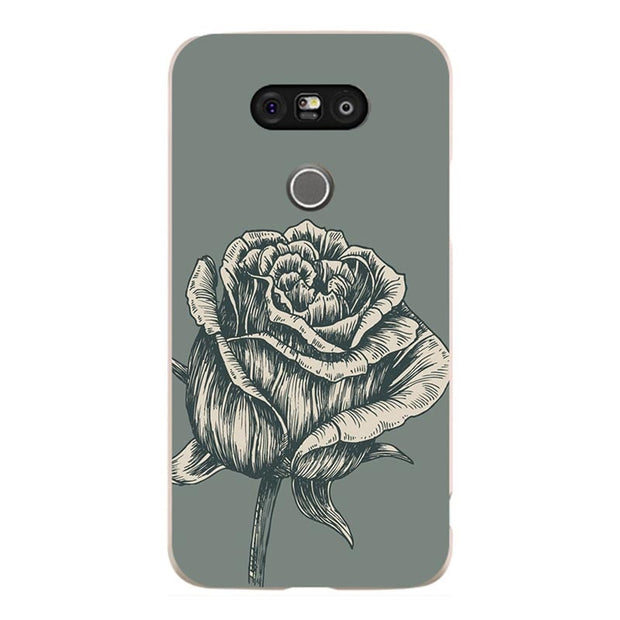 Hard Plastic Phone Cover For LG G5 F700 H830 H850 VS987 H820 LS992 G5 SE H840 Lite Case Cool Skull Hood For LG G5 Phone CASE