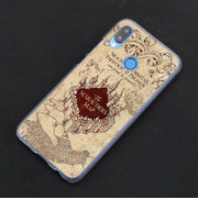 Harry Potter Cases Cover For Huawei Nova 3 3i 3e 4 Mate 10 20 Lite P20 Lite Hard PC Plastic Phone Cases
