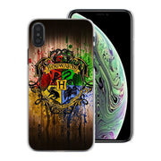 Harry Potter Phone Cases Cover For Apple IPhone 7 8 6 6S Plus SE 5S X XR XS MAX Protector Hard Cover Case