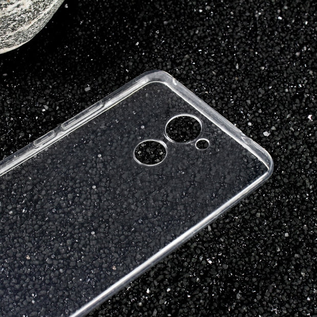 High Quality Ultrathin Transparent Soft Protective Soft TPU Cover Case For Huawei Enjoy 7 Plus Enjoy 7Plus Case Cover Capa Para