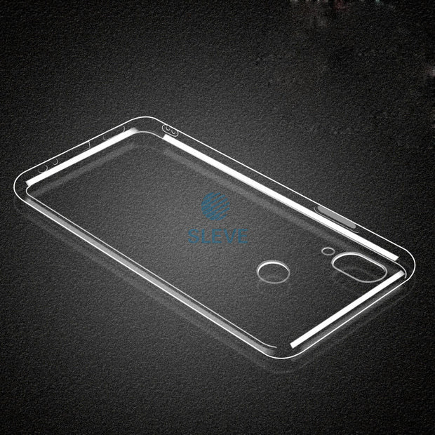 Honor Play Cases For Huawei Honor Play Case Slim Fit Transparent Silicone Clear Soft Back Cover For Honor COR-AL00 Phone Cases