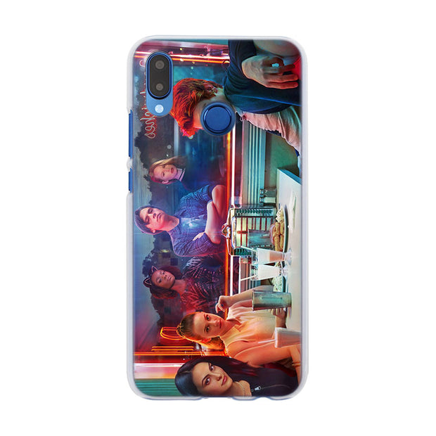 Hot TV Show Riverdale Cases Cover For Huawei Nova 3 3i 3e 4 Mate 10