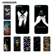 Huawei Honor 9 Lite Case,Silicon Bandersnatch Painting Soft TPU Back Cover For Huawei Honor 9 Lite Phone Protect Bags Shell