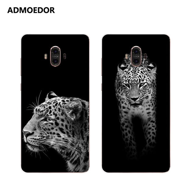 Huawei Mate 10 Case,Silicon Bandersnatch Painting Soft TPU Back Cover For Huawei Mate 10 Pro Phone Protect Case Shell
