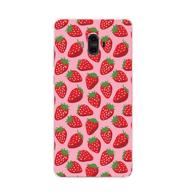 Huawei Mate 10 Case,Silicon Panda Painting Soft TPU Back Cover For Huawei Mate 10 Pro Phone Protect Case Shell