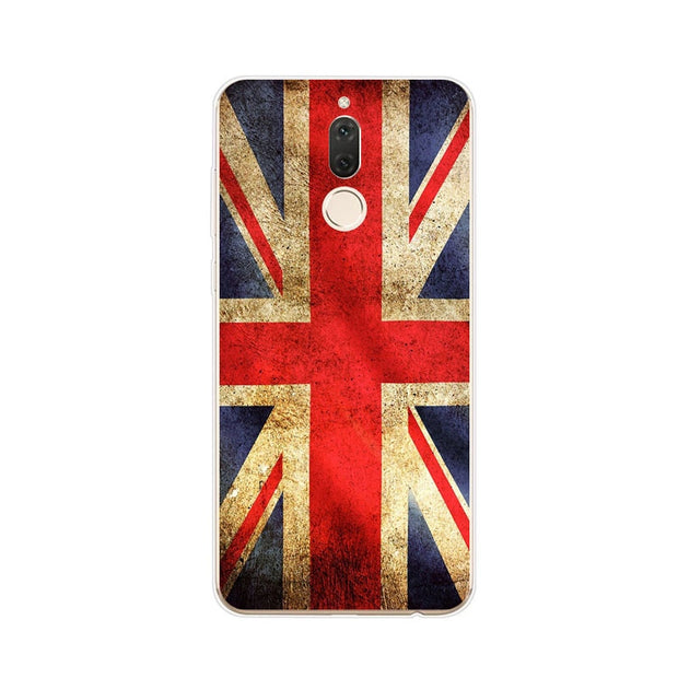 Huawei Nova 2i Case,Silicon Antique Items Painting Soft TPU Back Cover For Huawei Nova 2I Phone Fitted Case Shell
