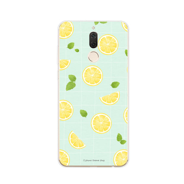 Huawei Nova 2i Case,Silicon Colorful Food Painting Soft TPU Back Cover For Huawei Nova 2I Phone Fitted Case Shell