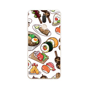 Huawei Nova 2i Case,Silicon Rich Food Painting Soft TPU Back Cover For Huawei Nova 2I Phone Fitted Case Shell