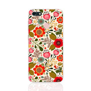 Huawei Y6 Pro 2017 Case,Silicon Colorful Plant Painting Soft TPU Back Cover For Huawei Y6 Pro 2017 Phone Fitted Case Shell