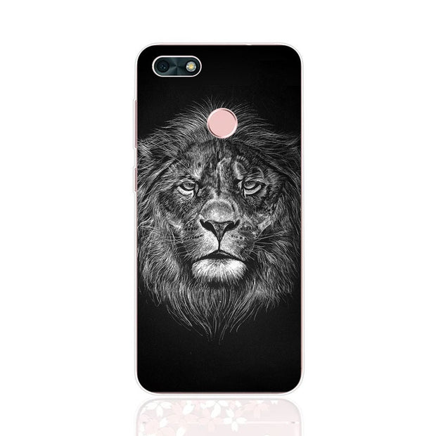 Huawei Y6 Pro 2017 Case,Silicon Bandersnatch Painting Soft TPU Back Cover For Huawei Y6 Pro 2017 Phone Fitted Case Shell