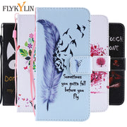 J4 Plus Case On For Samsung Galaxy J4 Plus Case Flip Leather Wallet Magnet Cases For Coque Samsung J4 Plus 2018 J415F Case Cover