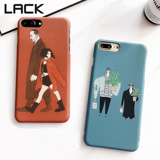 Lack Leon The Professional Cover For Iphone 6s Case For Iphone 6 6s Pl Emerald Cases