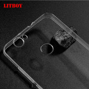 LITBOY Transparent Soft TPU Ultra Clear Case For Huawei Nova 2 P9 P10 Lite Plus Silicone Cases For Huawei Honor 9 8 6X 6A Case