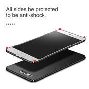 LOTASCA Plastic Case For Huawei Honor 9 PC Cases STF-L09 STF-AL00 STF-AL10 STF-TL10 Luxury Cover 360 Full Cover Coque 5.15 Inch