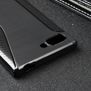 LOTASCA TPU Case For BlackBerry Key 2 Silicone Cover For KEY TWO BlackBerry Back Cover Black S Line Business 4.5 Inch Fundas