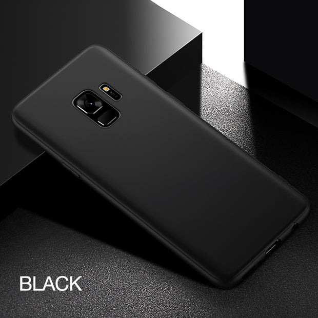 Lamorniea Case For Samsung S9 Plus Case S9 Soft Slim TPU Back Protector Skin Ultra Thin Phone Cover For Samsung Galaxy S9 Plus
