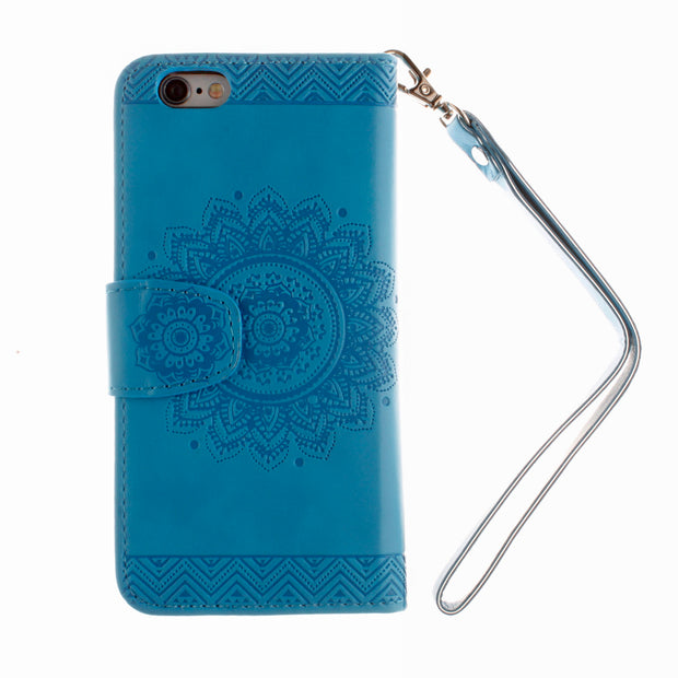 "Leather Case For Apple 6 IPhone 6 6S 4.7"" Inch Flip Case Stand Wallet Phone Leather Cover For Apple IPhone 6 S IPhone6 3D Relief"