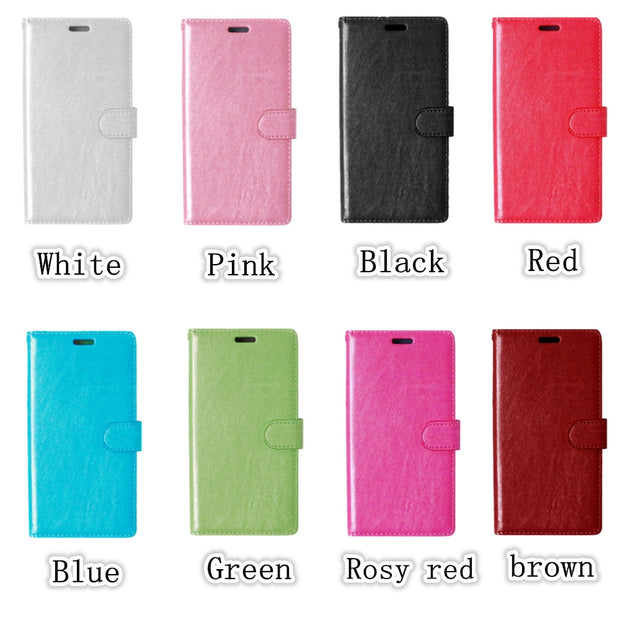 Leather Case For Samsung Galaxy A5 2016 A 5 510 SM-A510M Flip Case Phone Cover A510 SM-A510 SM-A510F A510M A510f/ds SM-A510f/ds