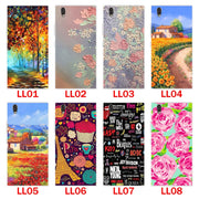 Lenovo P70 Case,Silicon Bandersnatch Painting Soft TPU Back Cover For Lenovo P70t Phone Protect Case Shell