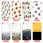 Lenovo S60 Case,Silicon Scenery Painting Soft TPU Back Cover For Lenovo S60t Phone Protect Case Shell