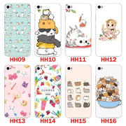 Lenovo S90 Case,Silicon Look Cat Painting Soft TPU Back Cover For Lenovo S90t Phone Protect Case Shell