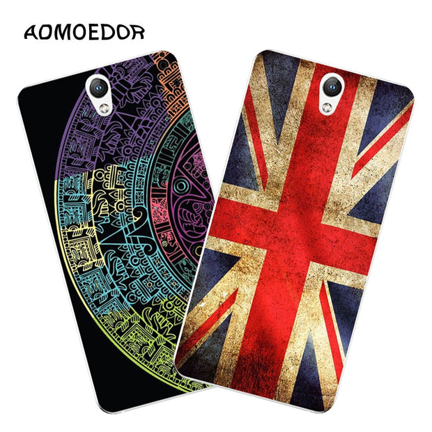Lenovo Vibe S1 Case,Silicon Antique Items Painting Soft TPU Back Cover For Lenovo Vibe S1 Lite Phone Fitted Case Shell