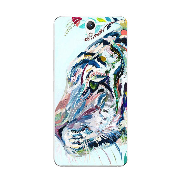 Lenovo Vibe S1 Case,Silicon Lifelike 3D Relief Painting Soft TPU Back Cover For Lenovo Vibe S1 Lite Phone Fitted Case Shell