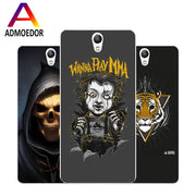 Lenovo Vibe S1 Case,Silicon Phanton Cartoon Painting Soft TPU Back Cover For Lenovo Vibe S1 Lite Phone Fitted Case Shell