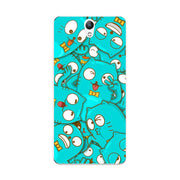 Lenovo Vibe S1 Case,Silicon Popular Whimsy Painting Soft TPU Back Cover For Lenovo Vibe S1 Lite Phone Fitted Case Shell