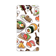Lenovo Vibe S1 Case,Silicon Rich Food Painting Soft TPU Back Cover For Lenovo Vibe S1 Lite Phone Fitted Case Shell