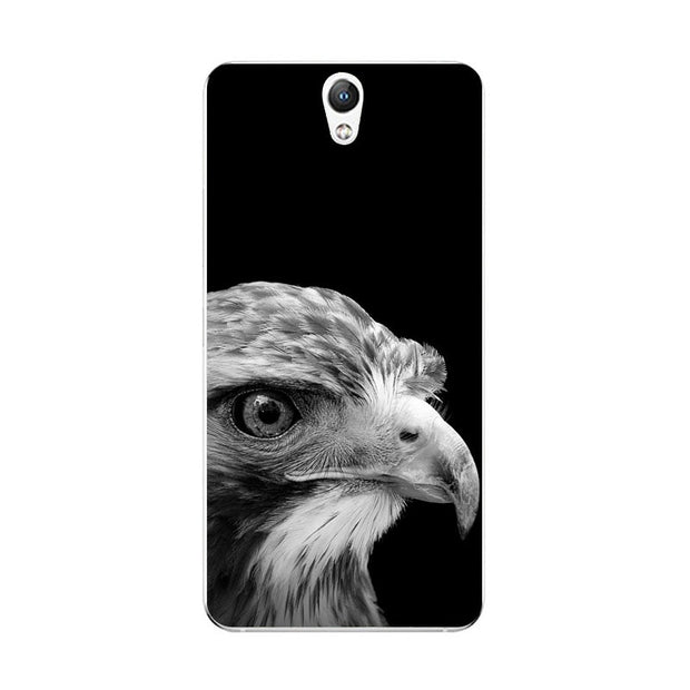 Lenovo Vibe S1 Case,Silicon Bandersnatch Painting Soft TPU Back Cover For Lenovo Vibe S1 Lite Phone Protect Case Shell