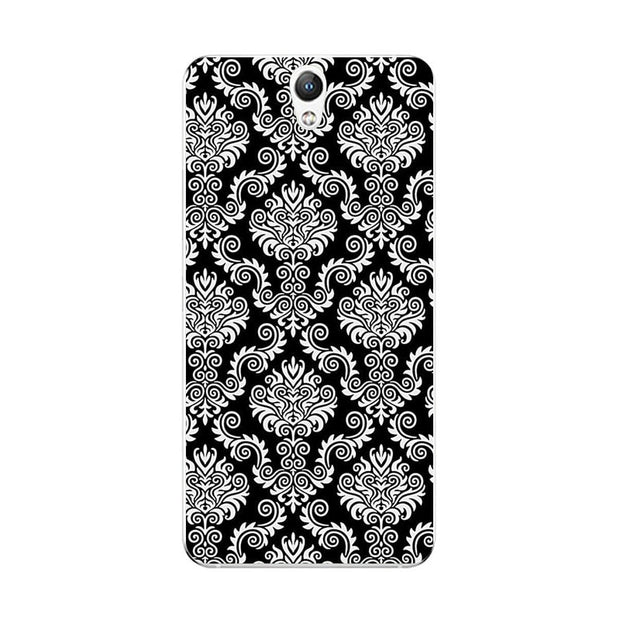 Lenovo Vibe S1 Case,Silicon Mandala Cartoon Painting Soft TPU Back Cover For Lenovo Vibe S1 Lite Phone Fitted Case Shell