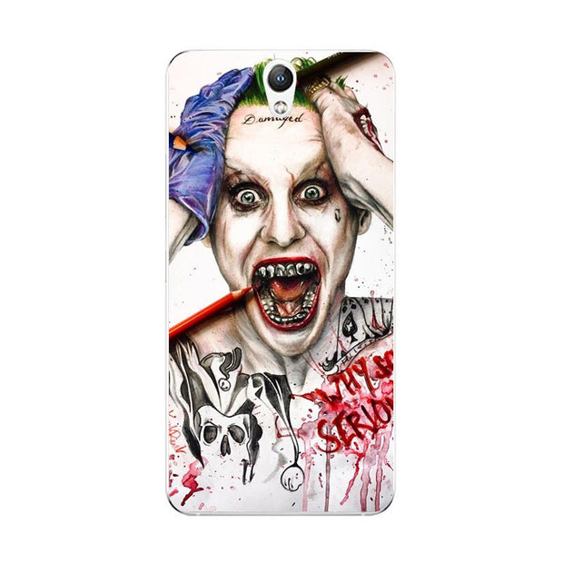 Lenovo Vibe S1 Case,Silicon Panda Painting Soft TPU Back Cover For Lenovo Vibe S1 Lite Phone Fitted Case Shell