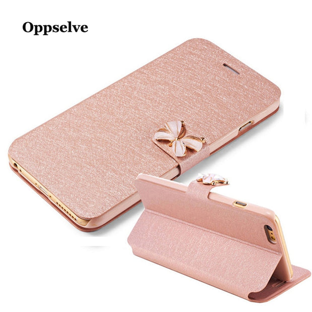 Luxury Filp Leather Case For IPhone 8 7 6 6s Plus Wallet Card Full Cover Protection Phone Case For IPhone 8 Coque Pouch Capa