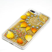 Luxury Glitter Liquid Sand Soft TPU Silicon Phone Cover Shell Fundas For IPhone 4 4S 5 5S SE 5C 6 6S 7 8 Plus Touch 5 6 Case