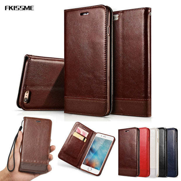 All in One Zip Wallet Purse Flip Leather Magnet Case Cover iPhone X XR 8 6 5 7