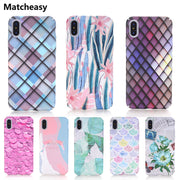 Matcheasy Shockproof Anti-Knock Luxury Cover For IPhone 6 6s 7 Plus Case 360 Full Body Protection For Capa Iphone 8 8plus X Case