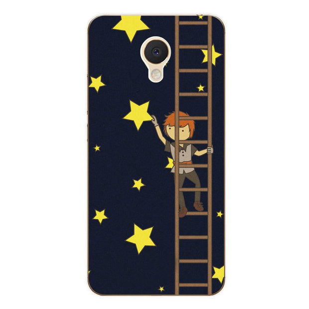 Meizu M5c Case,Silicon Fashion Cartoon Painting Soft TPU Back Cover For Meizu M5c Phone Fitted Case Shell