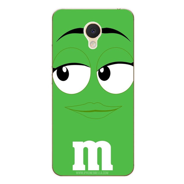 Meizu M5c Case,Silicon Letter Expression Painting Soft TPU Back Cover For Meizu M5c Phone Protect Case Shell