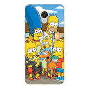 Meizu M5c Case,Silicon Popular Cartoon Painting Soft TPU Back Cover For Meizu M5c Phone Fitted Case Shell