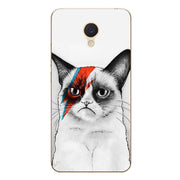 Meizu M5c Case,Silicon Beautiful Cartoon Animal Painting Soft TPU Back Cover For Meizu M5c Phone Protect Case Shell