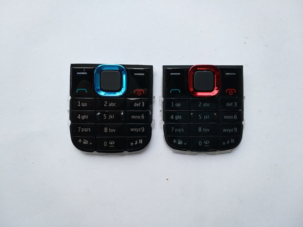 New English Keyboard Buttons For Nokia 5130 Xpressmusic Replacement Parts