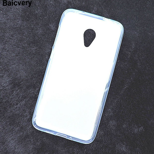 New Soft Silicon Case For Alcatel U5 5.0inch Anti Skid Hot Gel Cover For Alcatel U5 5047 5044D 5047Y