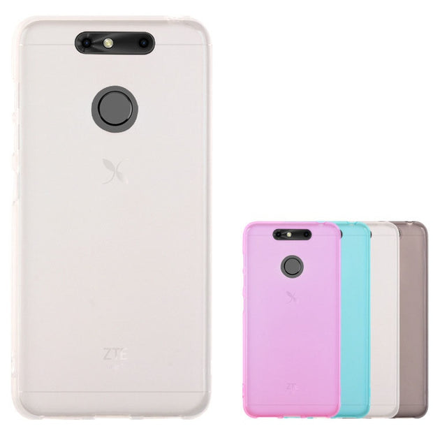 New Soft Silicon Case For ZTE Xiaoxian 5 4G Fashion Hot Gel Coque Cover For 5.0 Inch ZTE Xiaoxian 5
