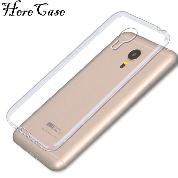 New Ultra Thin TPU Case For MEIZU M3 Note Transparent Clear Soft Rubber Silicon Cover For MeiLan Note3 Flexible Gel Case